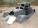 1933 Fiberglass Willys for Sale